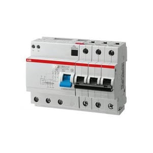 Residual Current Breakers With Overload And Short Circuit Protection