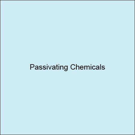 Passivating Chemicals