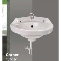 Wash Basin Corner (16X16)