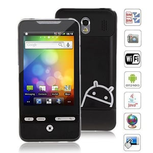 Android 2.2 Smart Phone with 3.2 inch Touch Screen and Wifi