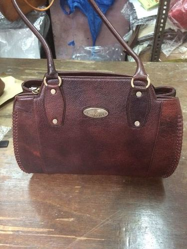 Leather Bag in  Grant Road