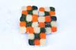 Pista Cubes