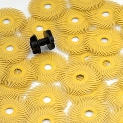 3m Radial Bristle Discs 2inch And 3inch