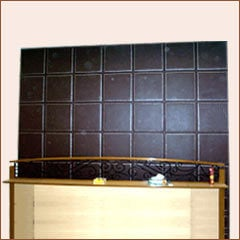 Leather Wall Panels