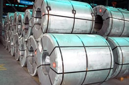 Cold Rolled Steel Coils And Plates
