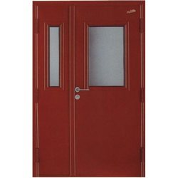 Fire Retardant Steel Doors