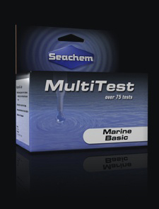 Seachem Marin Basic Multi Test Kit In Delhi Delhi Fish Aquarium Home
