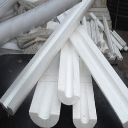 Thermocol Pipes Section