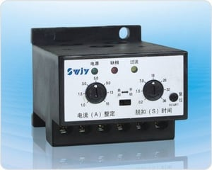 SWJ1 Electronic Multi-function Protect Relay Series