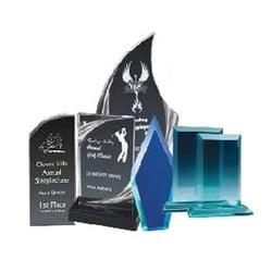Acrylic And Glass Trophies