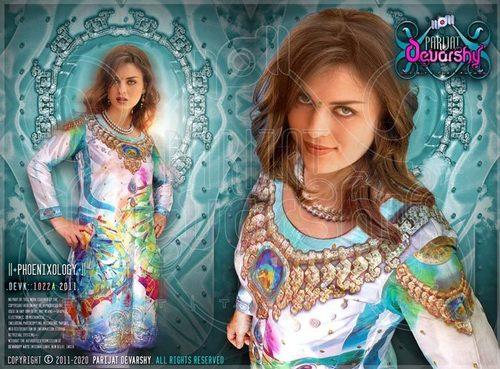 Digital Print Designer Tunics