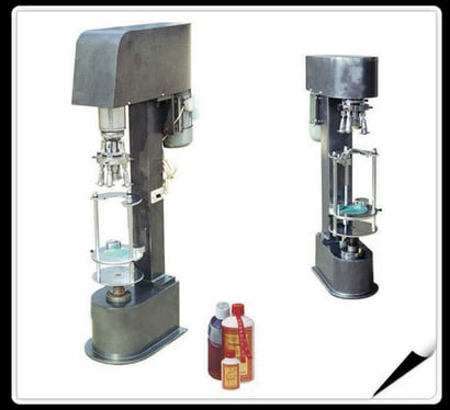Automatic Capping Machine Multipurpose For Bottles