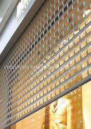 Aluminium Shutter Profiles