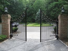 Motorised Swing Gates