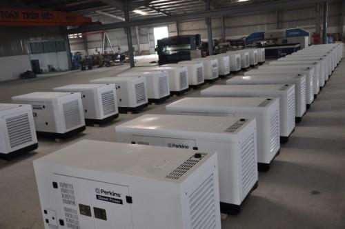 Diesel Generator 8 - 2000 KVA