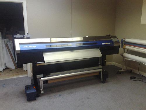 Roland SOLJET PRO III XJ-640 64-Inch Printer