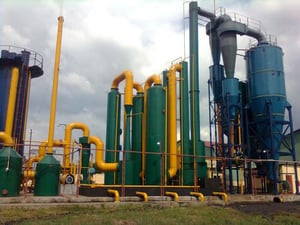 Biomass Gasification Power Generating System