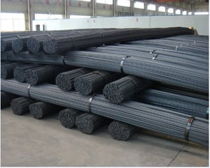 Cold Rolled Ribbed Steel Bars