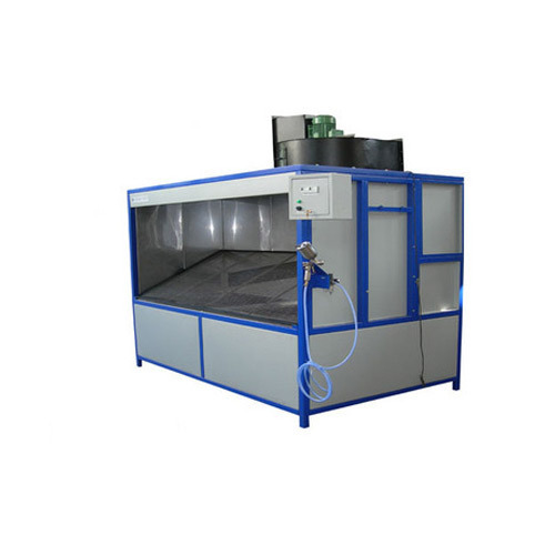 Stainless Steel Hand Spray Booth in  Pammal