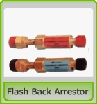 Flash Back Arrestors