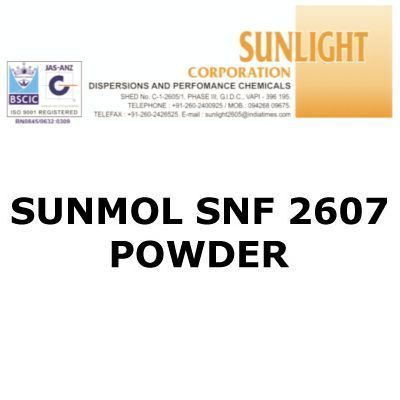 Sodium Naphthalene Formaldehyde Powder (SDN)
