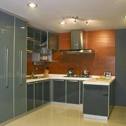 U Shaped Modular Kitchen Kaushik Enterprises B P 49 Neelam