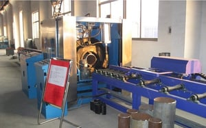 Fixed-Type High Speed Pipe Cutting and Beveling Machine