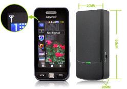 Portable Mobile Shape Mobile Jammer