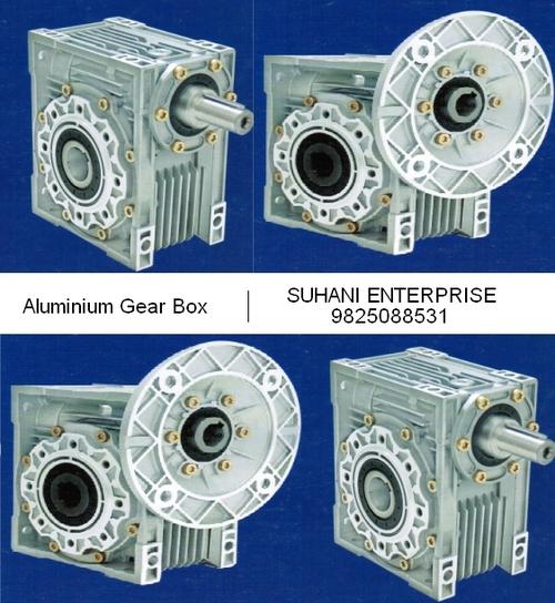 Aluminum Gear Box