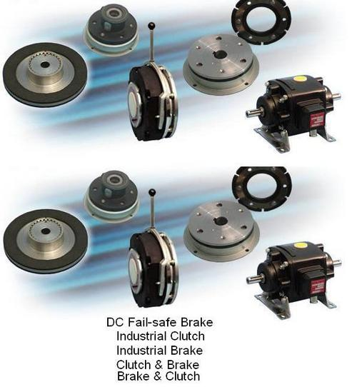 Industrial Brake And Clutch