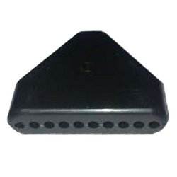 Multi Charger Cabinets 10 In 1 Black