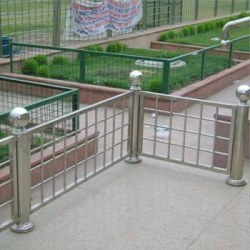Stainless Steel Railing Work in   Bichla Bazar