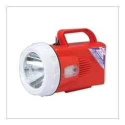 1 W Single LED Rechargeable Torch