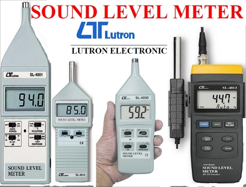 Sound Level Meter at Best Price in Bengaluru, Karnataka