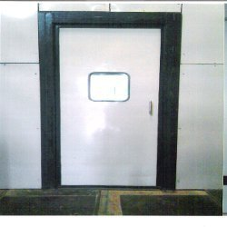 Steel Acoustic Door (Single Panel)