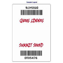 Bar-Code Cable Labels