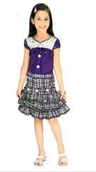 Frilled Skirts Tops