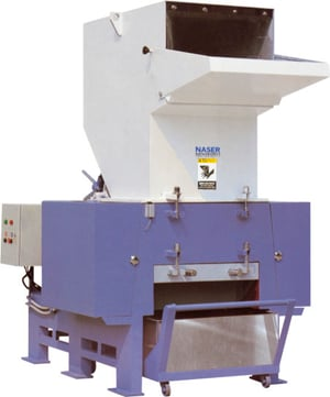 Crusher For Plastic Bags