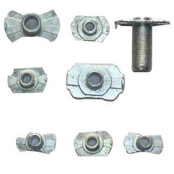 Electronic Die Casting Parts