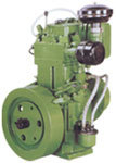 Portable Diesel Engine (5hp/1500rpm)