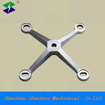 Stainless Steel Curtain Wall Glass Spider