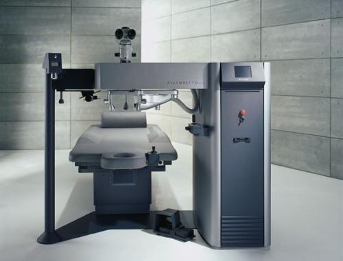 Alcon Allegretto Wavelight Excimer Laser Lasik 200Hz