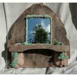Photo And Mirrors Frame