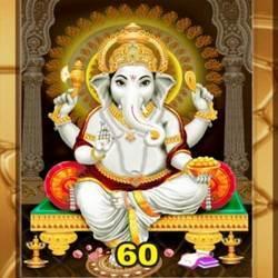 Lord Ganesha Glow In Dark Posters Ssb Wonder No 217 6th