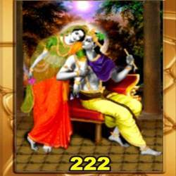 Lord Krishna Divine Glow In Dark Posters Ssb Wonder No 217