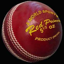 Red Prince Cricket Balls
