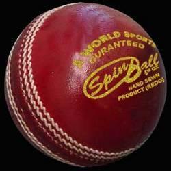Spin Cricket Balls