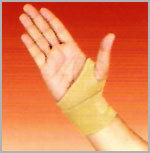Wrist Wrap With Thump Hole