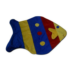 Fish Design Pillow