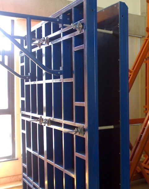 Peri Type Wall Formwork With Coupler System in Haidian